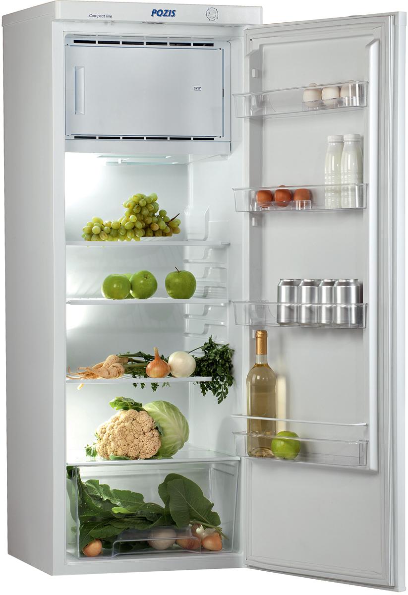 Холодильник Pozis RS-416, серебристый холодильник