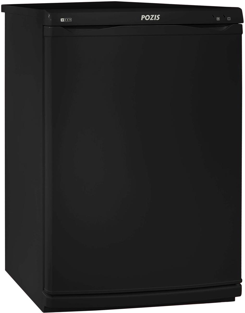 Морозильник Pozis СВИЯГА-109-2, черный морозильная камера pozis свияга 109 2 c белый