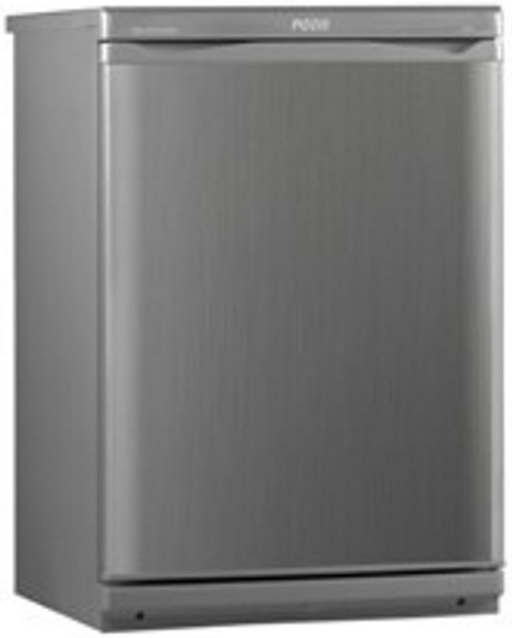 Pozis СВИЯГА-410-1, Dark Silver холодильник0791VОднокамерный холодильник Pozis СВИЯГА-410-1 оснащен морозильной камерой объемом 32 л. Внутри холодильного отделения расположены 1 стеклянная, 1 металлическая полка и 2 ящика для фруктов и овощей. Размораживается отделение капельным способом. Внутри холодильник освещается при помощи лампы. На перевешиваемой двери имеется 3 полки. Упрощенный доступ к замороженным продуктам обеспечен верхним низкотемпературным отделением. Размораживается оно вручную. Крупногабаритный товар.