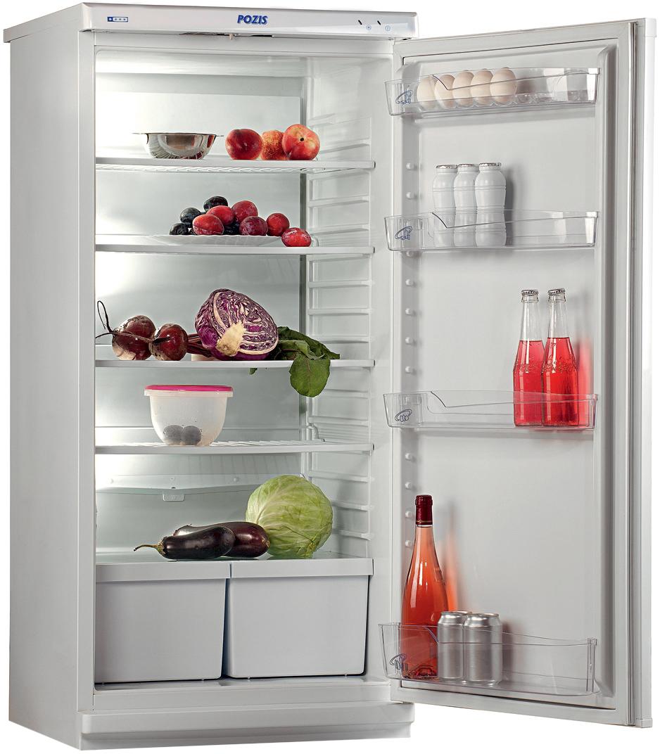 PozisСВИЯГА-513-5, Silver холодильник Pozis