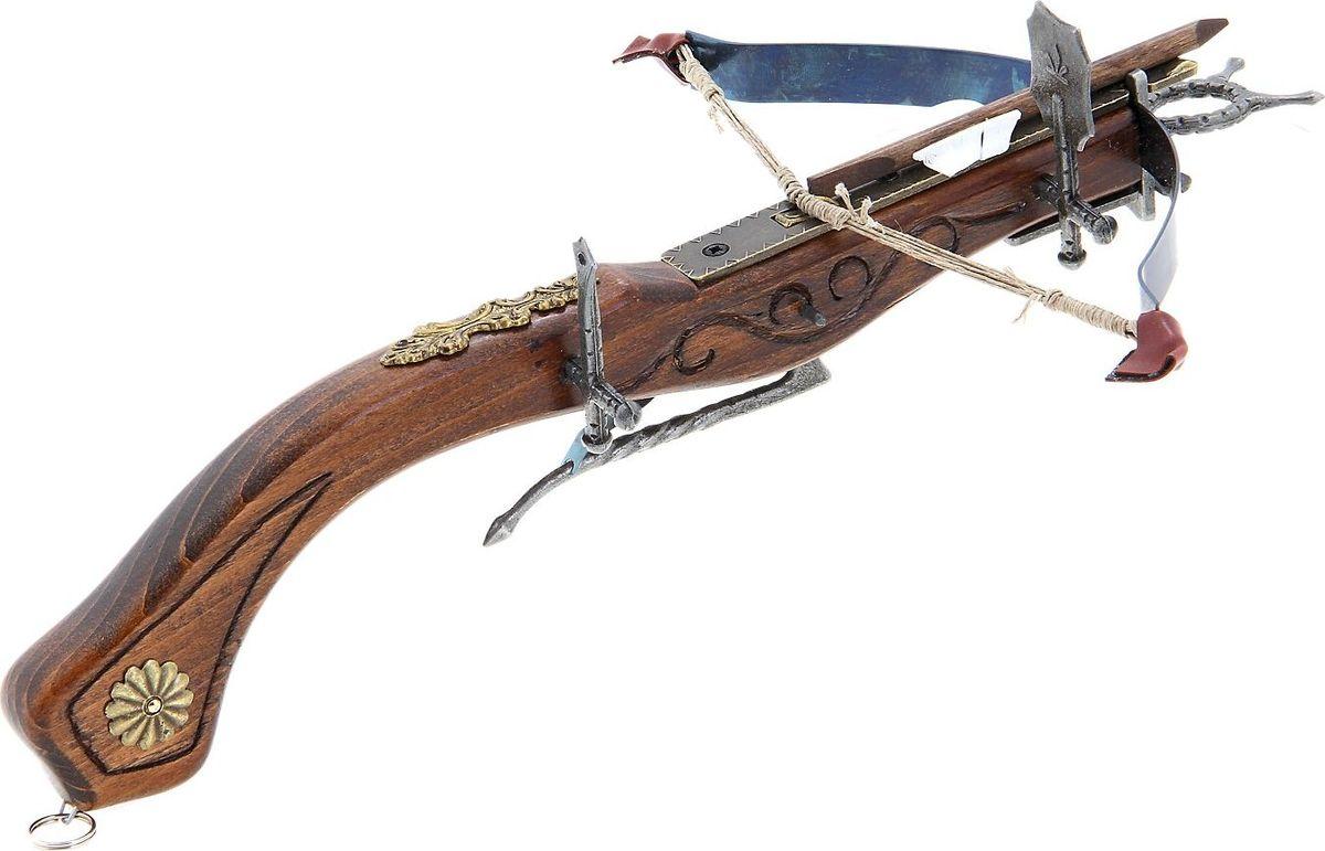 Сувенирное оружие La Balestra Макет арбалета. Mini, 32 х 25 х 8 см сувенирное оружие кинжал гифтман 81010