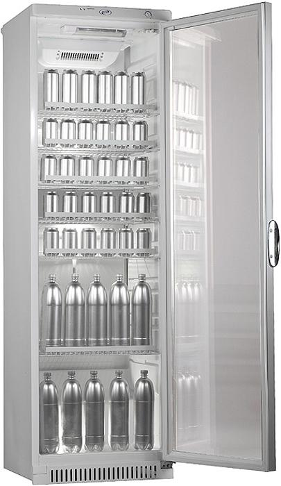 PozisСВИЯГА-538-8, White холодильник (металлическая дверь) Pozis