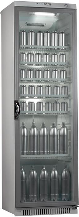 Pozis СВИЯГА-538-8, White холодильник (металлическая дверь)