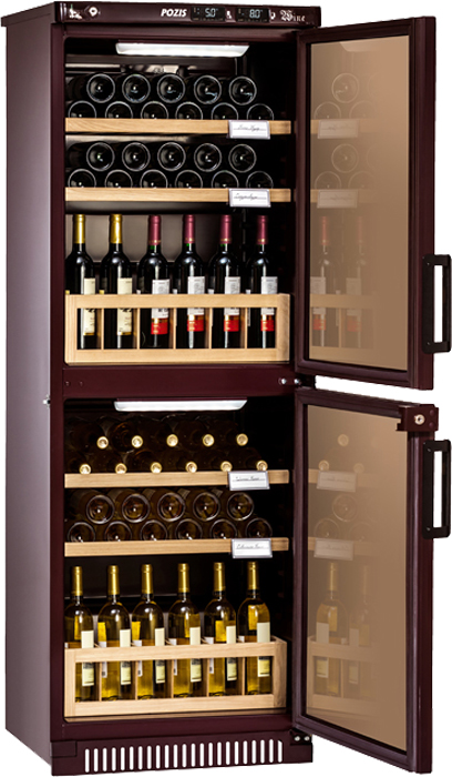 Pozis ШВД-78, шкаф винный
