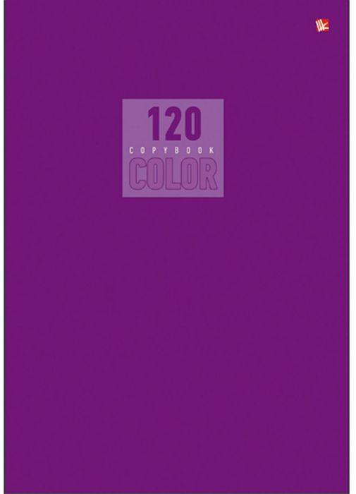 Канц-Эксмо Тетрадь Стиль и цвет 120 листов в клетку формат А4 цена
