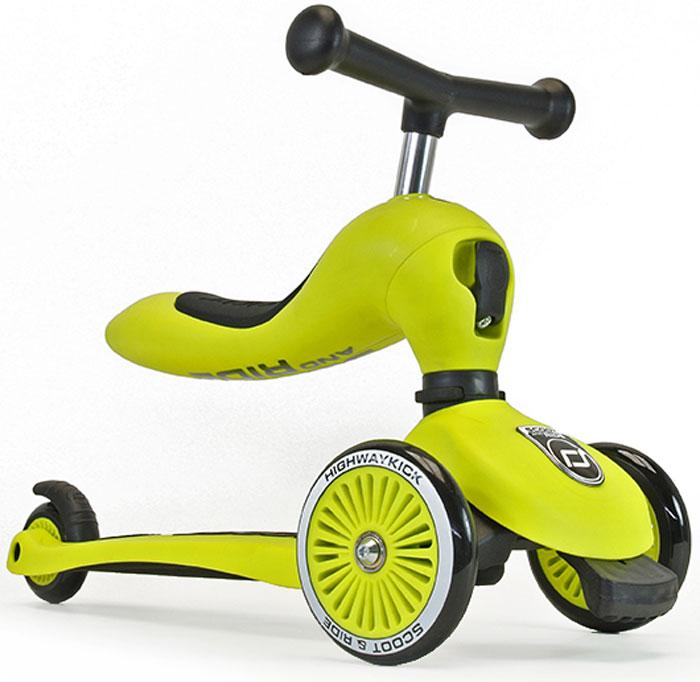 Самокат детский Scoot&Ride
