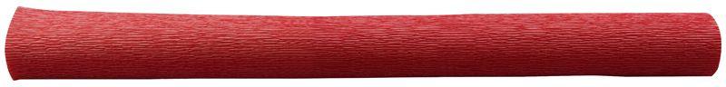 Werola Бумага крепированная цвет красный 50 х 250 см