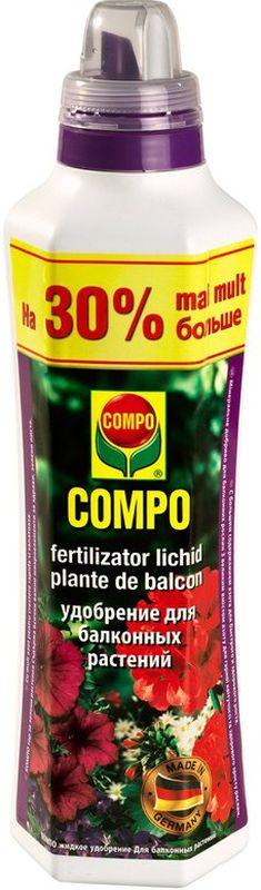 Удобрение для балконных растени Compo, 1,3 л удобрение для газона compo 2 кг