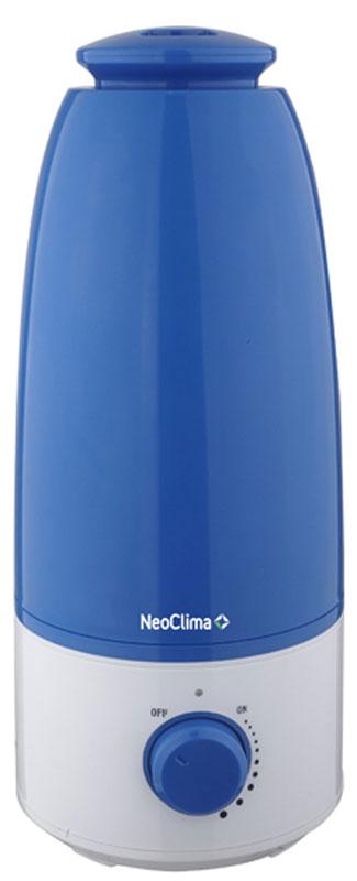 Neoclima NHL-250L, Blue увлажнитель воздуха увлажнитель воздуха что можно добавлять в воду
