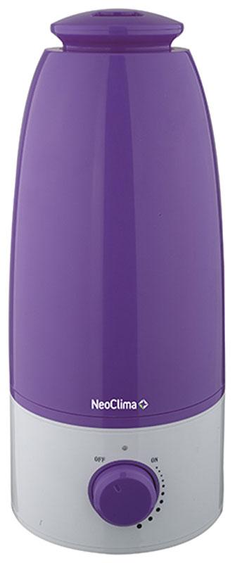 Neoclima NHL-250L, Purple увлажнитель воздуха