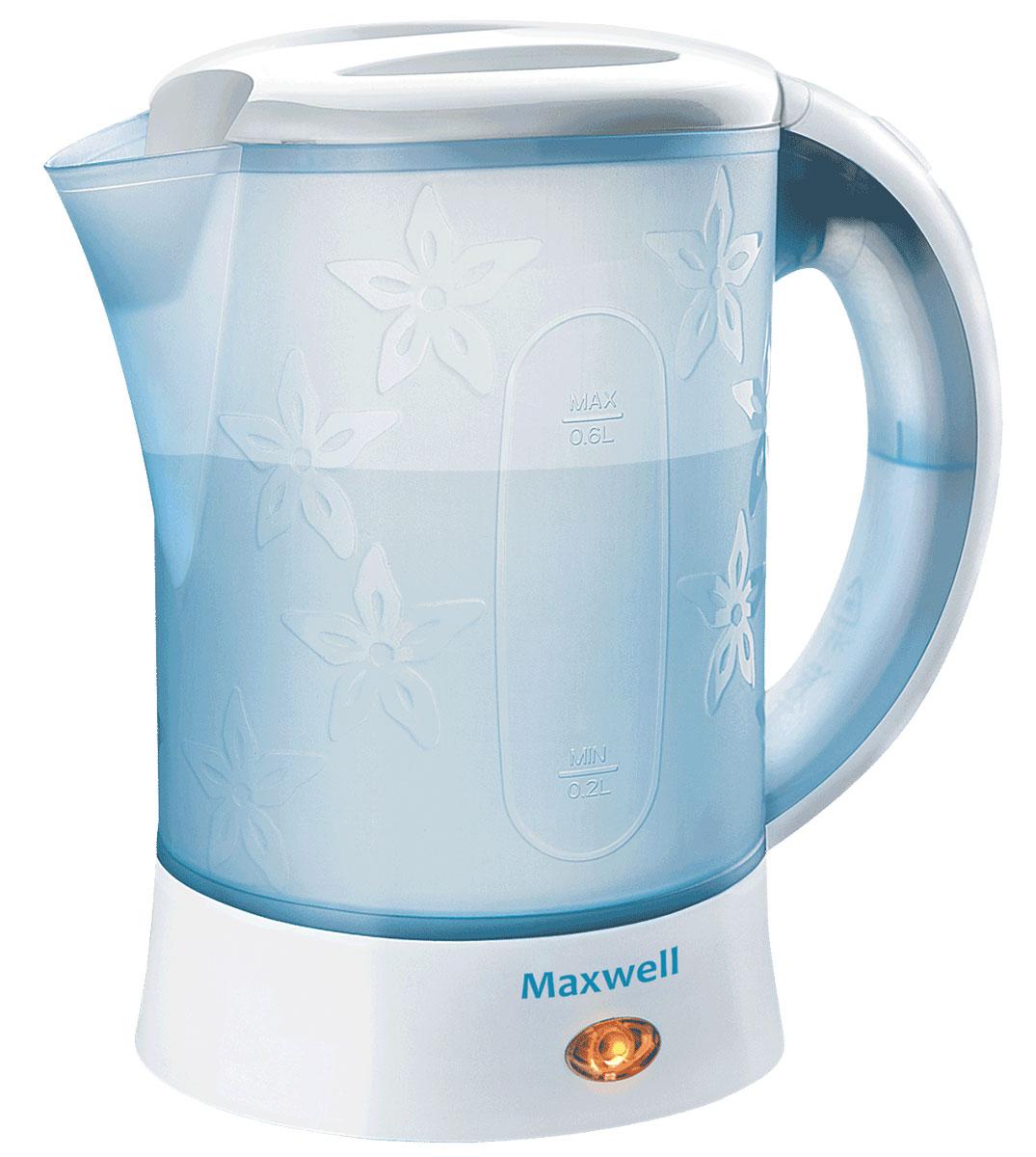 Электрический чайник Maxwell MW-1072(B) maxwell mw 1072 b чайник
