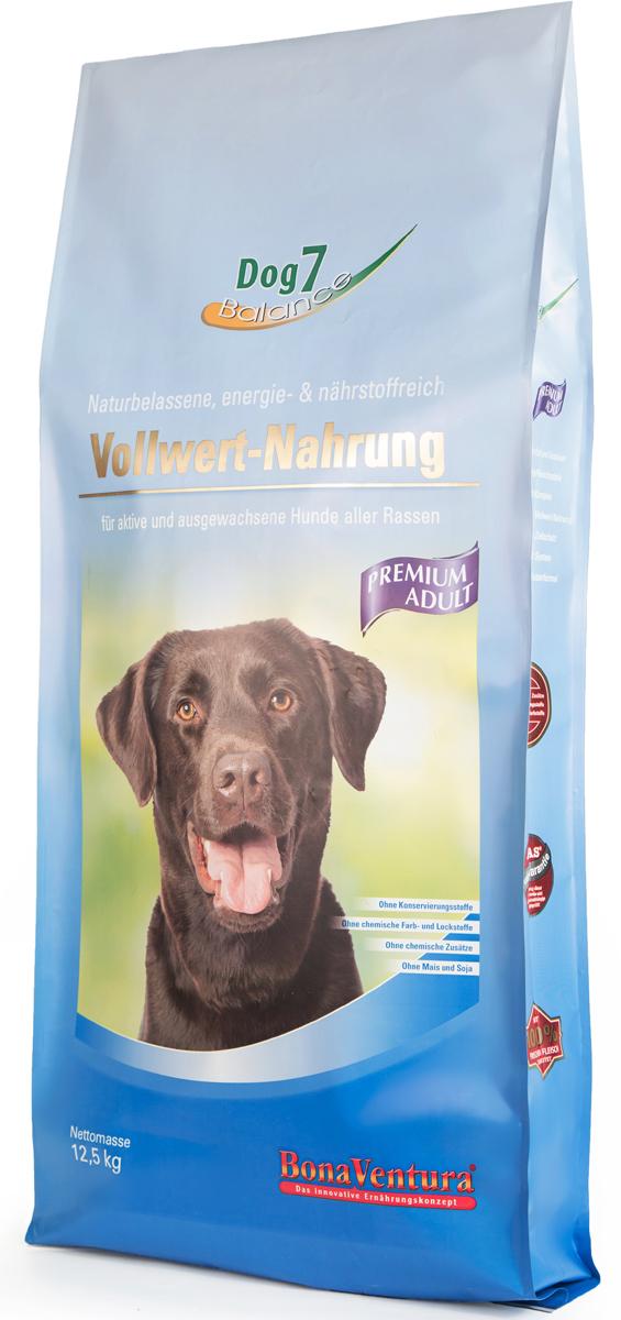 """Корм сухой BonaVentura """"Dog 7 Premium"""" для взрослых собак, 12,5 кг"""