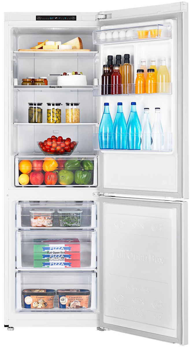 Холодильник Samsung RB-30J3000WW, белый Samsung