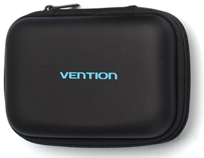 Vention KBAB, Blackчехол для аксессуаров Он изготовлен из качественных материалов. Продукция соответствует...
