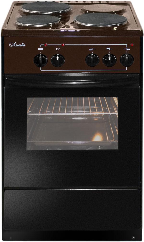 Лысьва ЭП 301, Brown плита электрическая