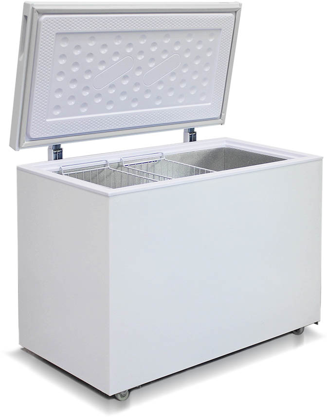 Бирюса 355VK морозильник Бирюса