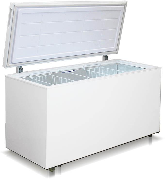 Бирюса 455VК морозильник