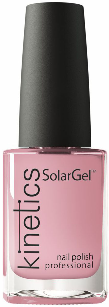 Kinetics Профессиональный лак SolarGel Polish, 15 мл, тон 374 kinetics 195 лак профессиональный для ногтей solargel polish 15мл