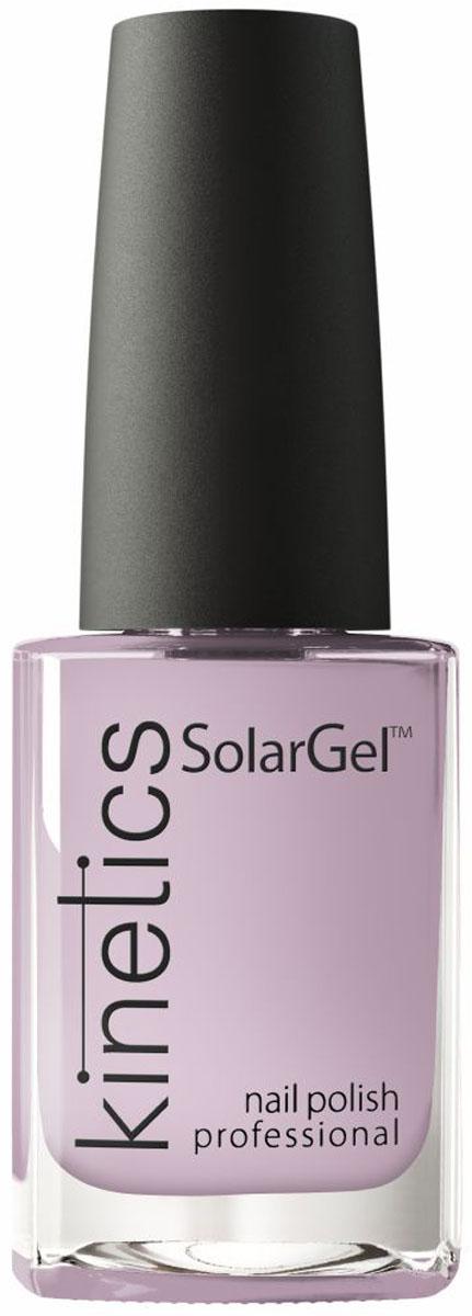 Kinetics Профессиональный лак SolarGel Polish, 15 мл, тон 376 kinetics 195 лак профессиональный для ногтей solargel polish 15мл