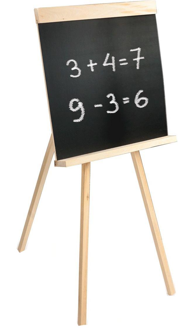 Пифагор Доска меловая 42 х 45 см 235499
