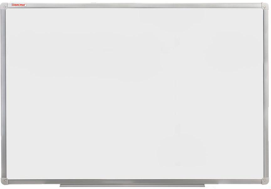 Офисмаг Доска магнитно-маркерная 60 х 90 см 236446 доска магнитно маркерная офисмаг 60x90 см алюминиевая рамка 236446