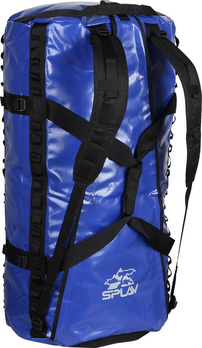 Баул Сплав Dakar, цвет: синий, 50 х 27 х 80 см, 120 л