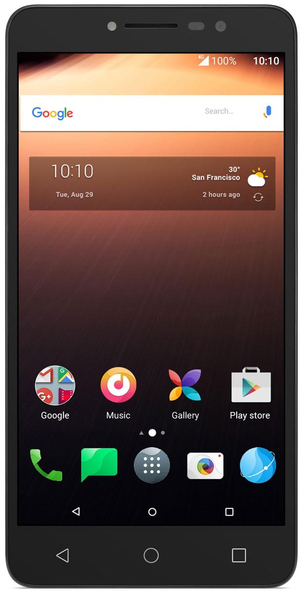 Смартфон Alcatel 9008D A3 XL 2/8GB grey silver