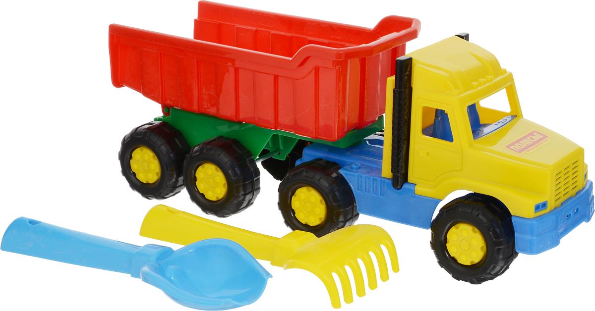 цена Полесье Набор игрушек для песочницы №67 Фаворит, цвет в ассортименте онлайн в 2017 году