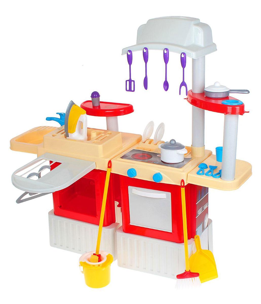 Полесье Игрушечная кухня Infinity Basic №4, цвет в ассортименте
