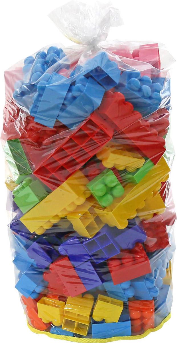 Полесье Конструктор Великан 2782, цвет в ассортименте2782Конструктор - необходимая игрушка в любой детской комнате, которая надолго займет внимание вашего ребенка. В комплект входят 180 элемента конструктора, с помощью которых ребенок сможет складывать невообразимые постройки. Все детали конструктора имеют большие формы и безопасны для здоровья малыша. Детали легко и прочно соединяются между собой. Игра с конструктором развивает образное и пространственное мышления, стимулирует фантазию и творческое воображение, организаторские навыки и речь. Уважаемые клиенты! Обращаем ваше внимание на цветовой ассортимент товара. Поставка осуществляется в зависимости от наличия на складе.