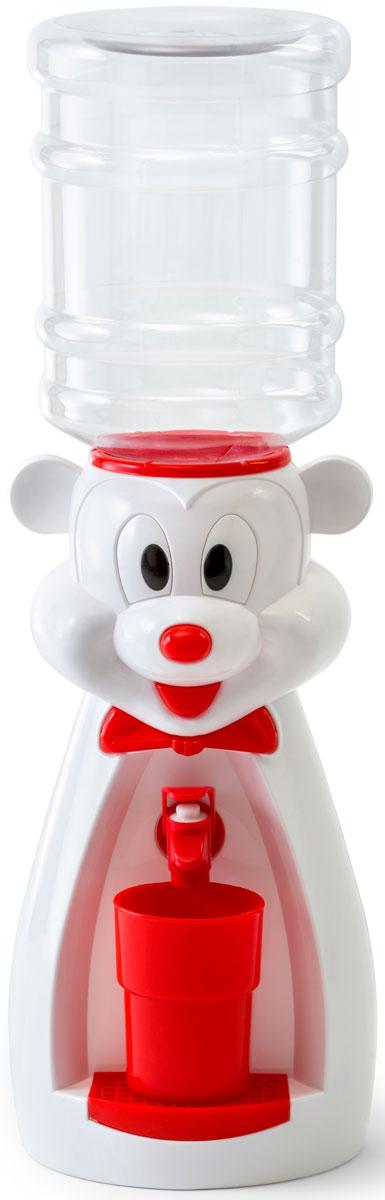 Кулер для воды Vatten Kids Mouse, White, со стаканчиком все цены