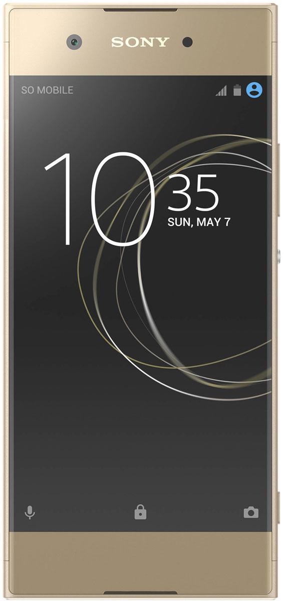 Смартфон Sony Xperia XA1 3/32GB, золотой