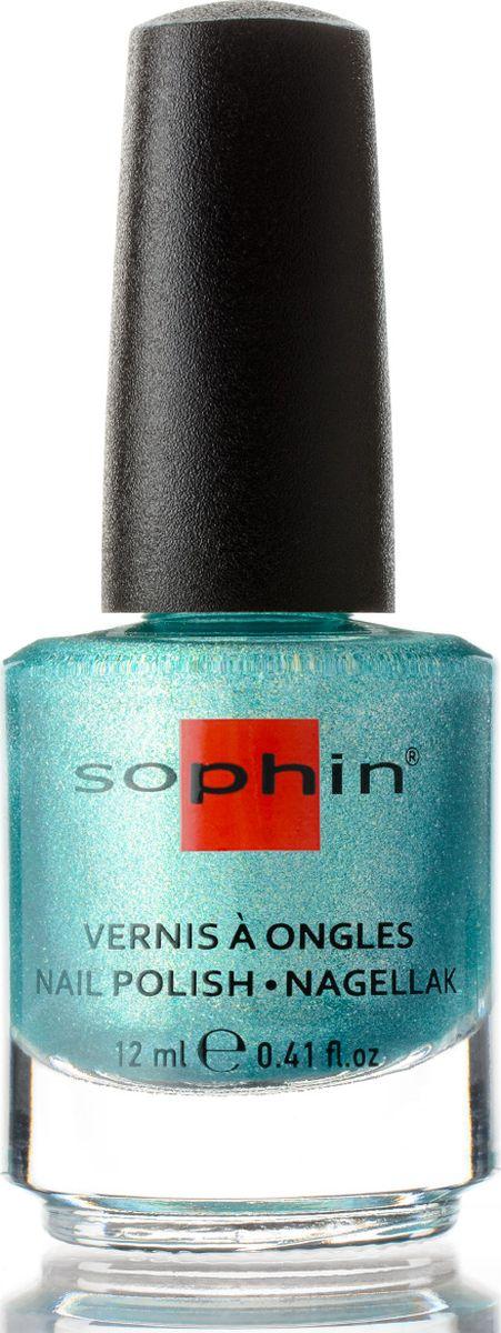 Sophin Лак для ногтей Blue Lagoon Tropical Splash тон 0364, 12 мл цена