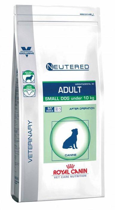 """Корм сухой Royal Canin """"Neutered Adult Small Dog"""", для кастрированных собак мелких размеров, 3,5 кг"""