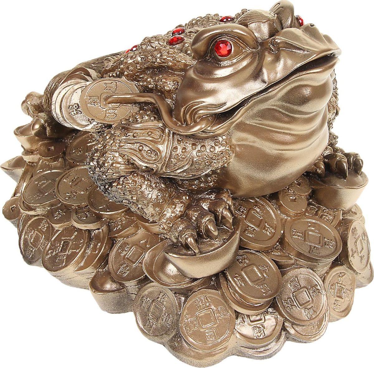 Копилка Premium Gips Денежная жаба, 25 х 32 х 24 см копилка premium gips денежная жаба 17 см х 19 см х 17 см