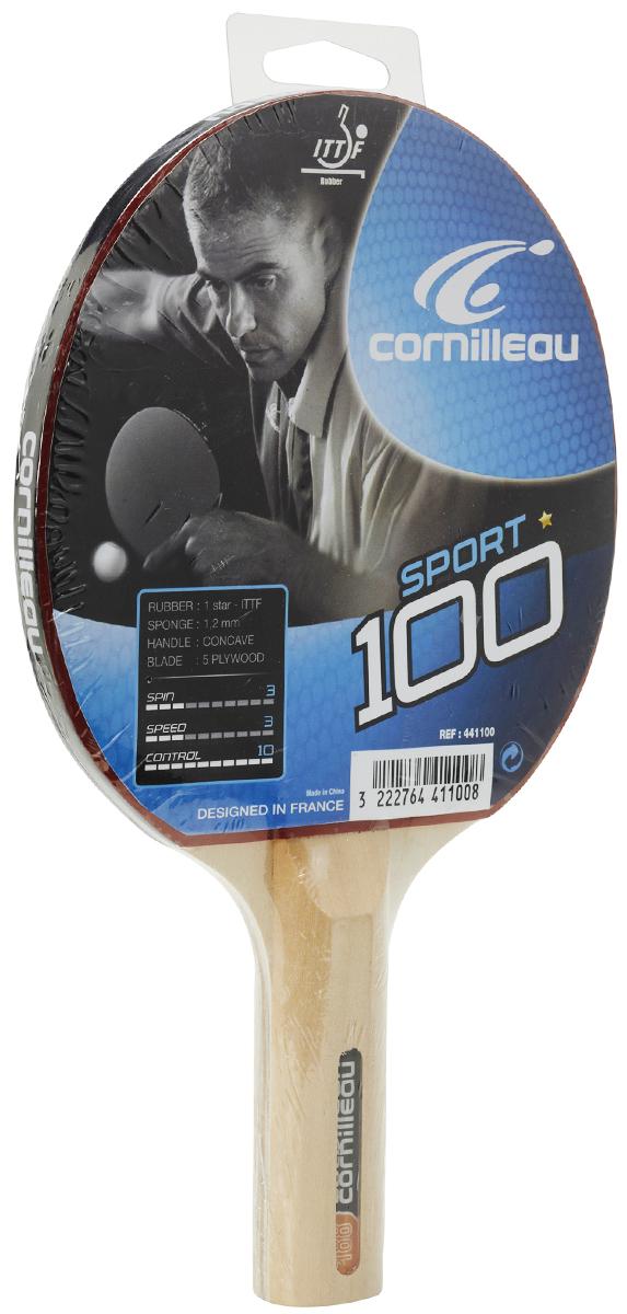 Ракетка для настольного тенниса Cornilleau Sport 100 Gatien цена
