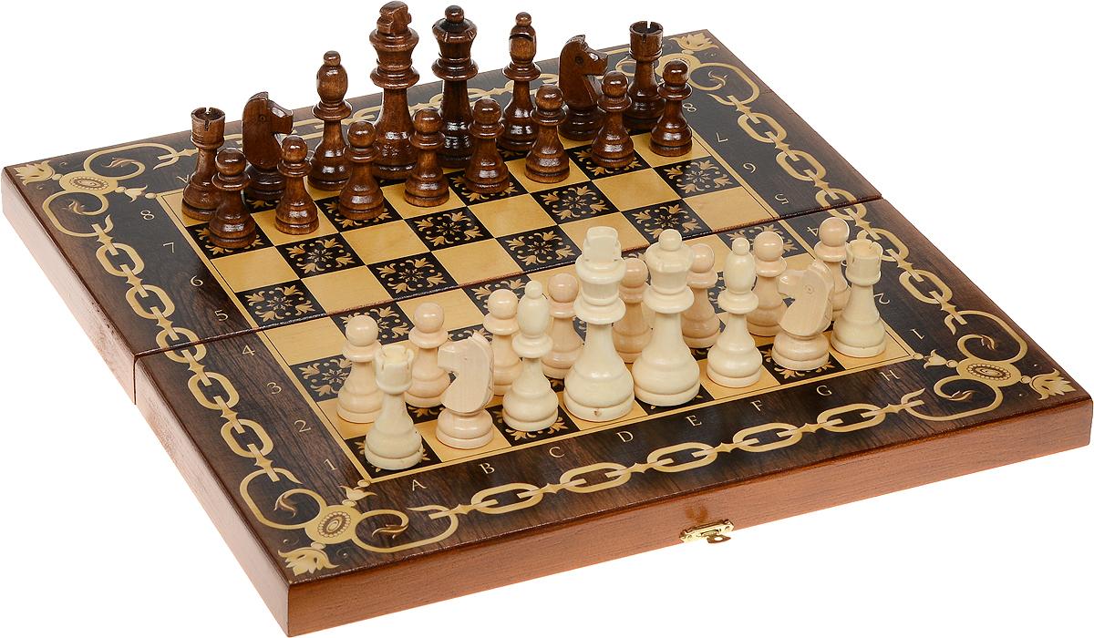 """Шахматы Саванна """"Айвенго"""", 40 х 40 см. shp-512"""