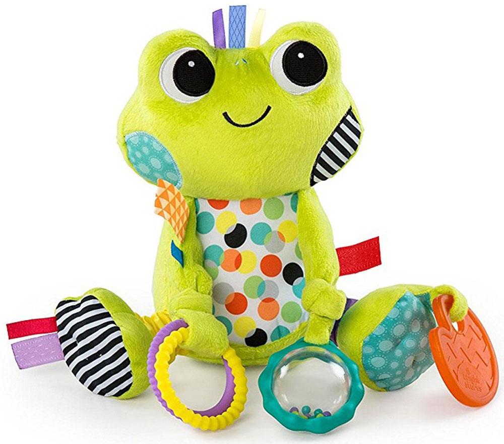 Bright Starts Развивающая игрушка Море удовольствия Лягушонок развивающие игрушки bright starts развивающая игрушка bright starts обезьянка на кольцах