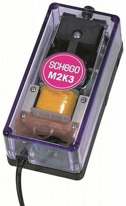Компрессор Schego M2k3, 350 л/ч компрессор schego m2k3 s 739