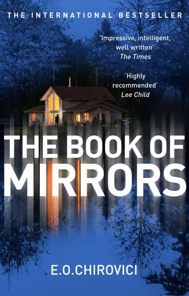 The Book of Mirrors the professor of secrets