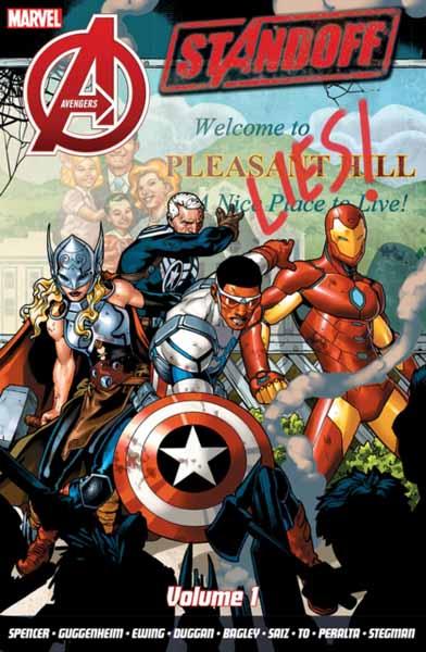 Avengers Standoff. Volume 1