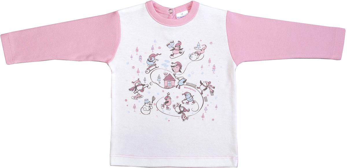 Джемпер Мамуляндия джемпер для девочки мамуляндия кружева цвет розовый 18 818 размер 68
