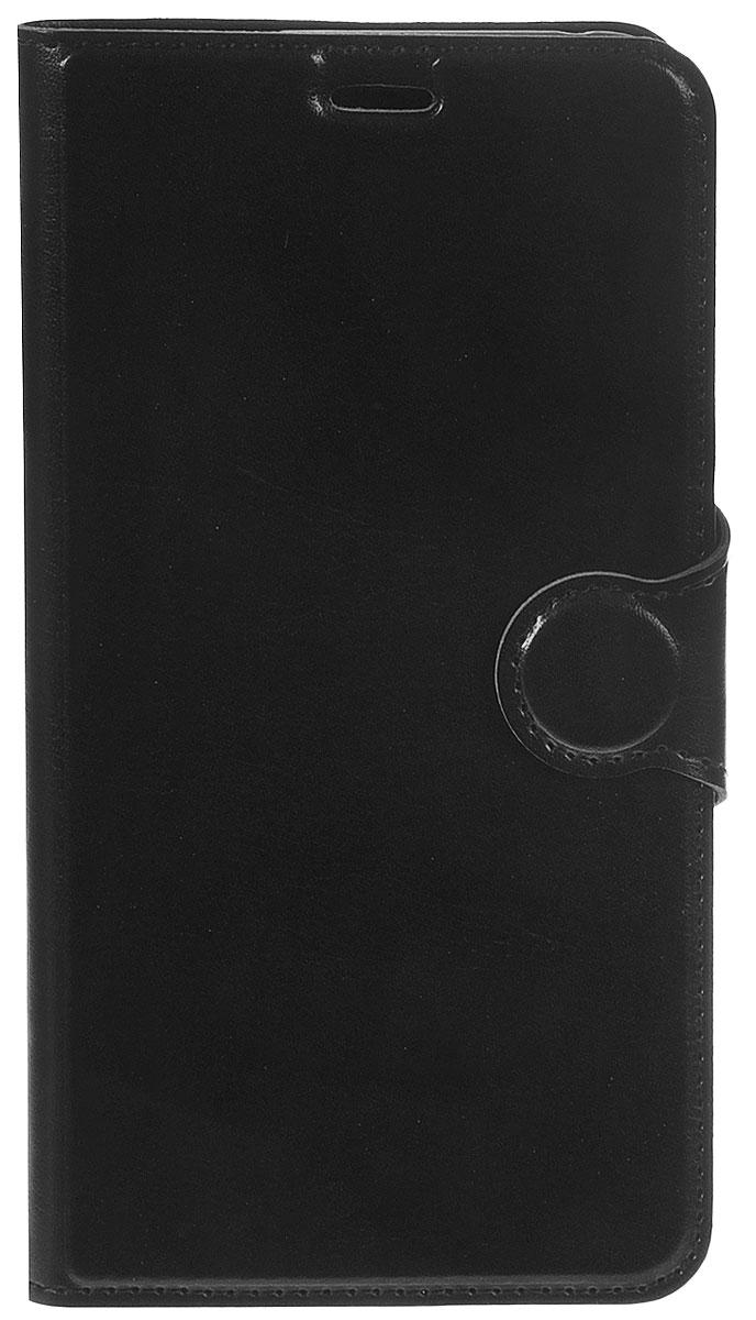 Red Line Book Type чехол для Huawei Honor 5C, Black