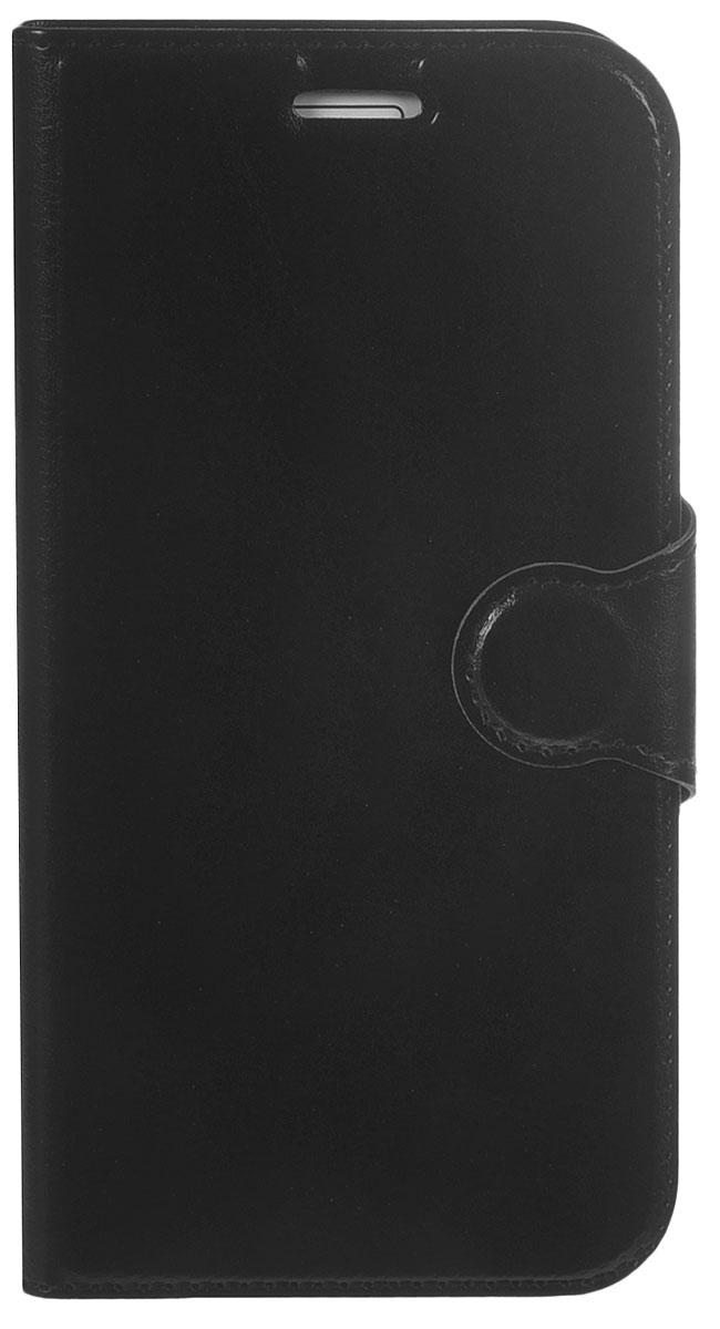 Red Line Book Type чехол для Samsung Galaxy A5 (2017), Black картина маслом вид на петропавловскую крепость ефименко