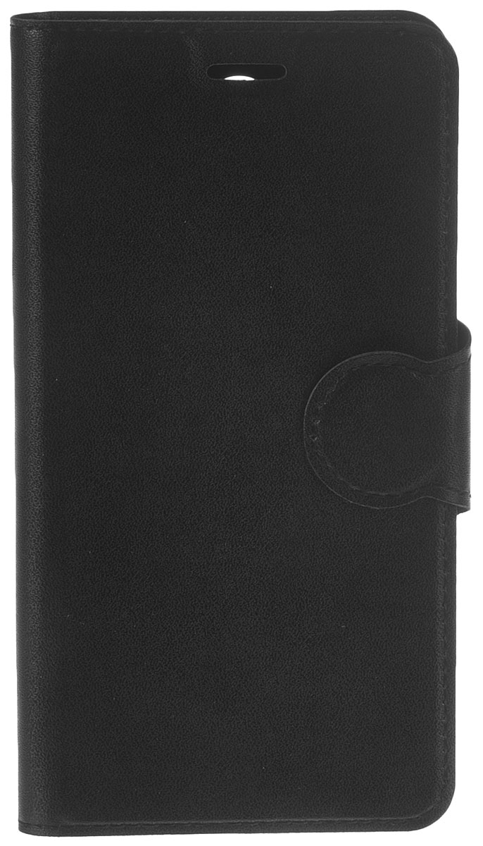 Red Line Book Type чехол для Huawei Honor 5A/Y6II Compact (LYO-L21), Black чехол redline ibox crystal для huawei honor 5a y6ii прозрачный ут000009479
