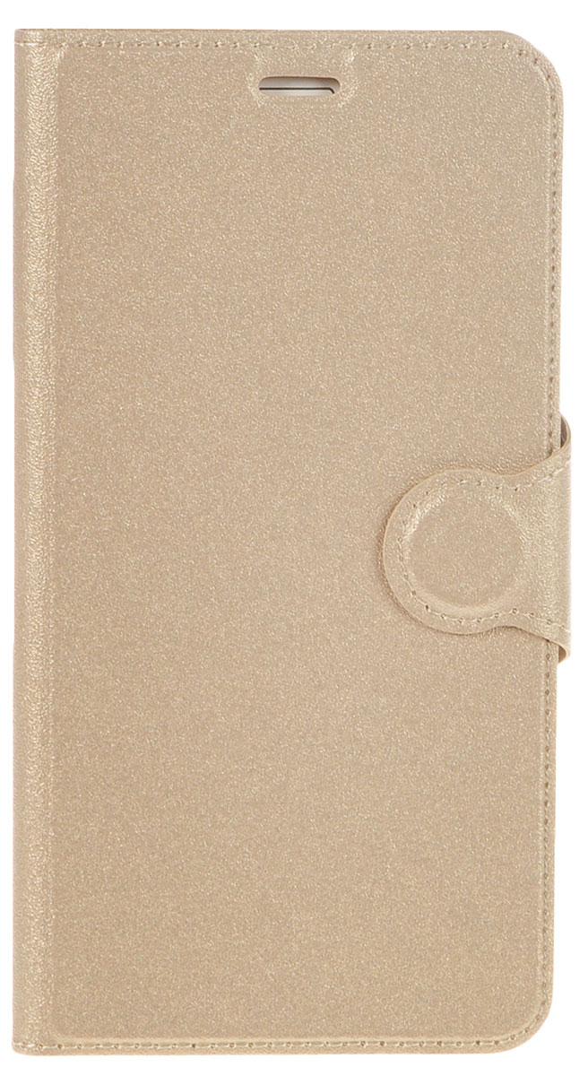 Red Line Book Type чехол для Huawei Honor 5C, Gold цена и фото