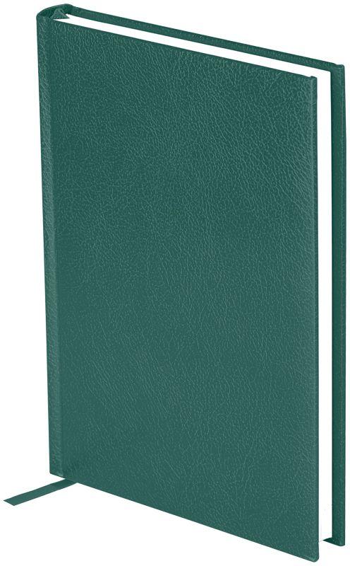 OfficeSpace Ежедневник Derby недатированный 136 листов цвет зеленый формат A5 maestro de tiempo ежедневник estilo недатированный 288 листов цвет голубой формат a5