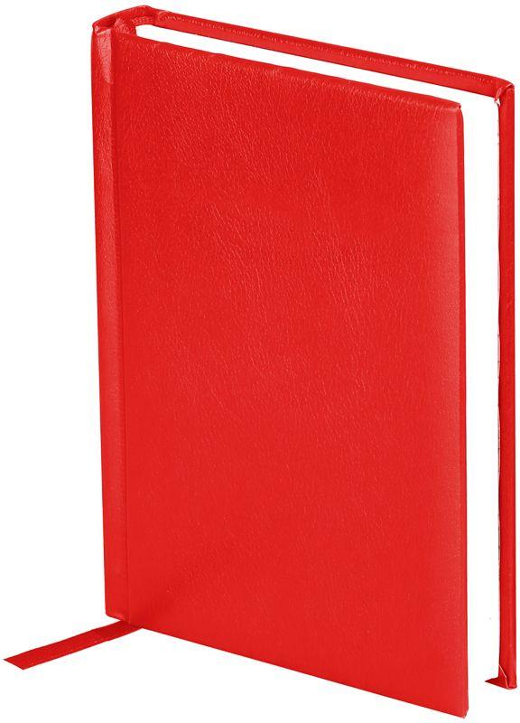 OfficeSpace Ежедневник Derby недатированный 136 листов в линейку цвет красный формат A6 officespace ежедневник nebraska недатированный 136 листов в линейку цвет серый формат a6