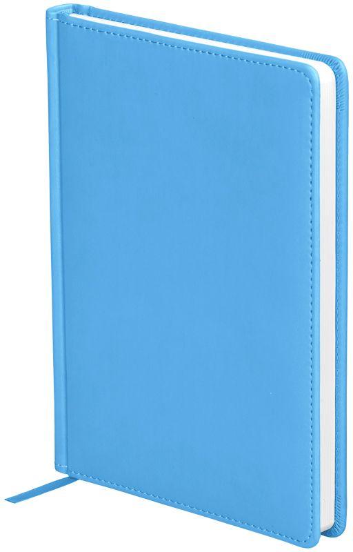 OfficeSpace Ежедневник Winner недатированный 136 листов в линейку цвет небесно-голубой формат A5 maestro de tiempo ежедневник estilo недатированный 288 листов цвет голубой формат a5
