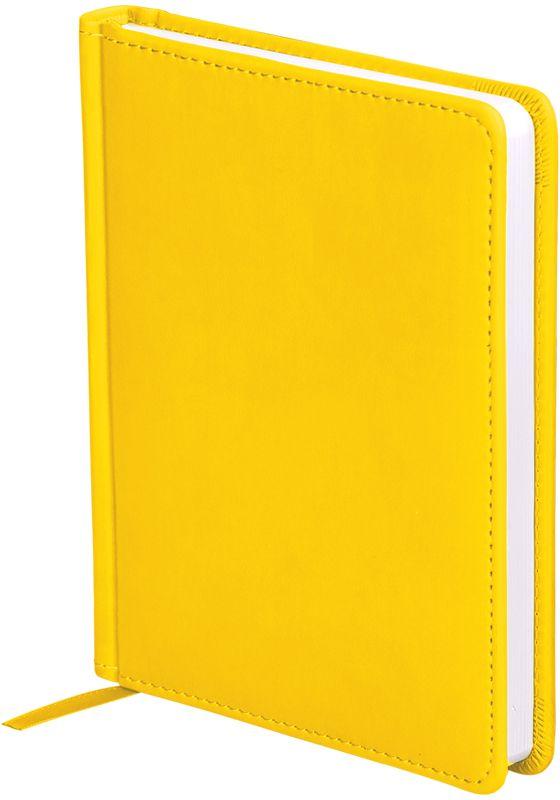 OfficeSpace Ежедневник Winner недатированный 136 листов в линейку цвет желтый формат A6 officespace ежедневник winner недатированный 136 листов в линейку цвет черный формат a6